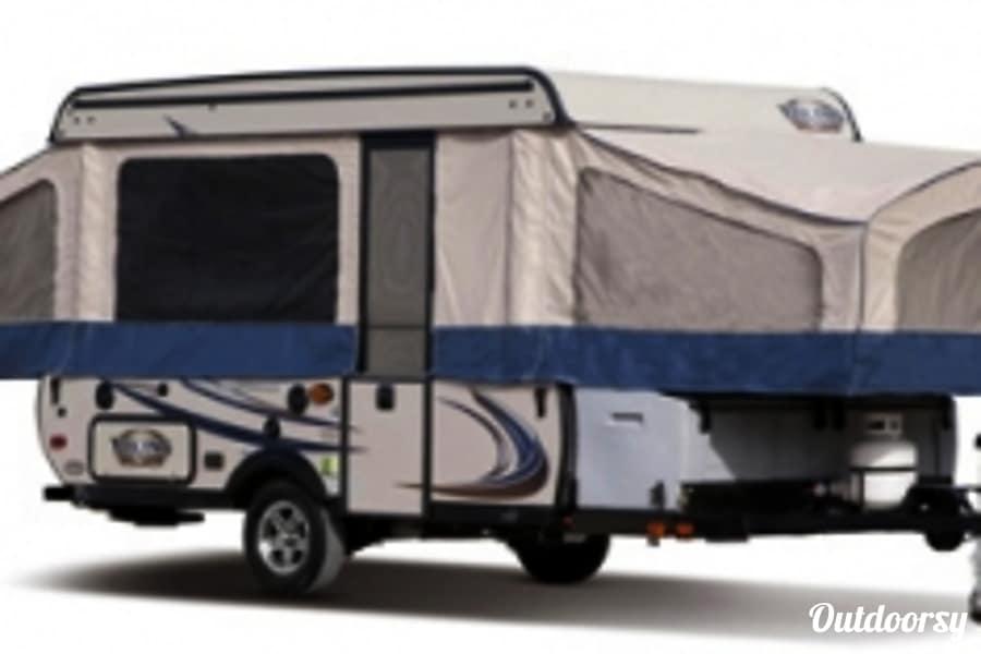 exterior 2017 Coachmen Viking Draper, UT