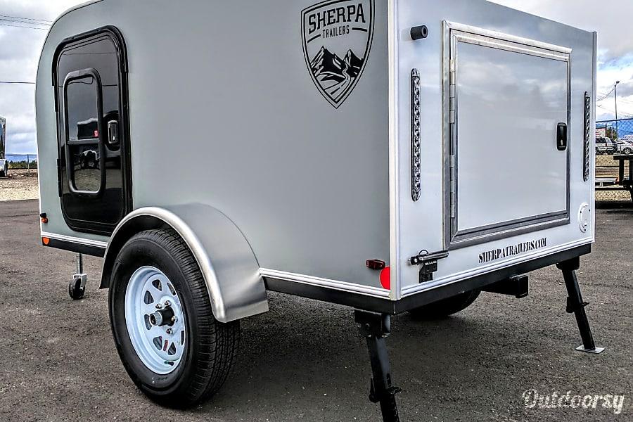 2017 Sherpa Trailers Yeti and 2013 Tacoma TRD 4x4 Missoula, MT