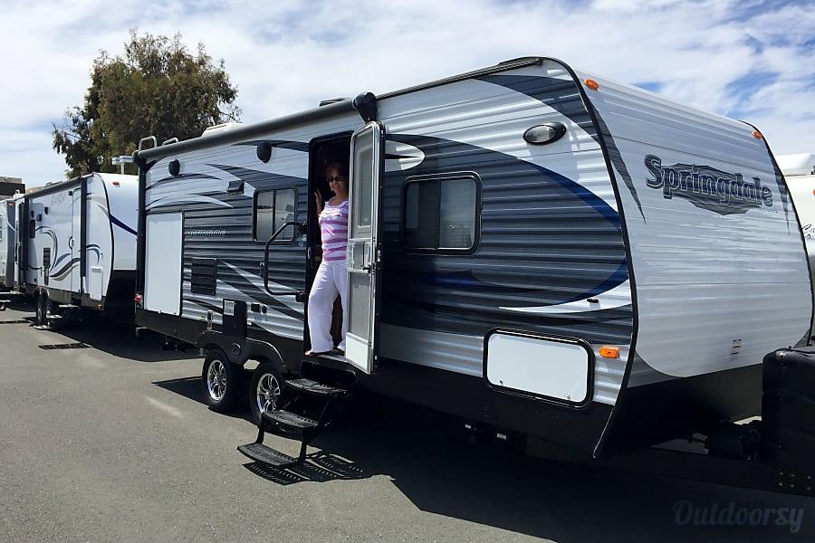 2016 Keystone Springdale Fairfield, CA