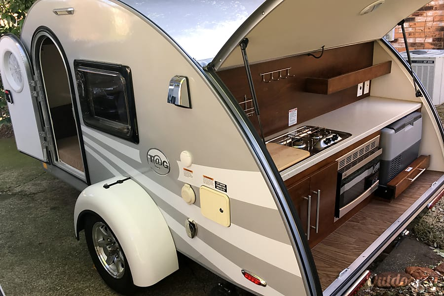 T@G MAX-XL 6 Wide TEARDROP - WITH HEATER AND A/C! Dallas, TX