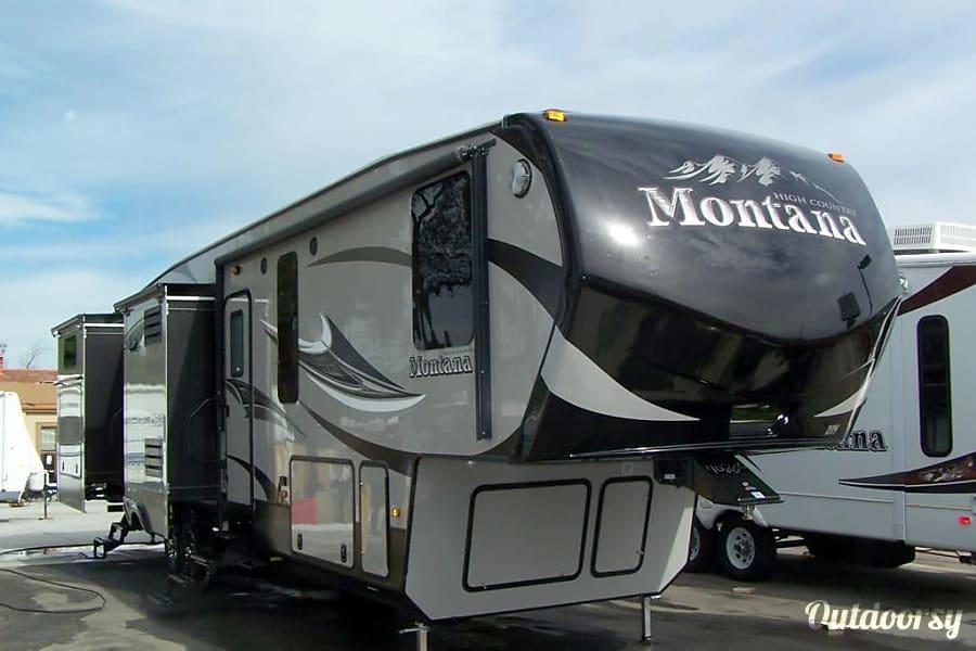 exterior 2016 Keystone Montana High Country Indialantic, FL