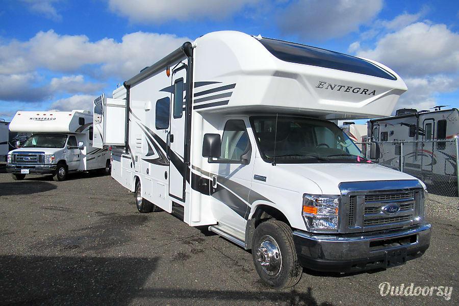 2019 Entegra Coach Odyssey 26D (1) Spokane Valley, WA
