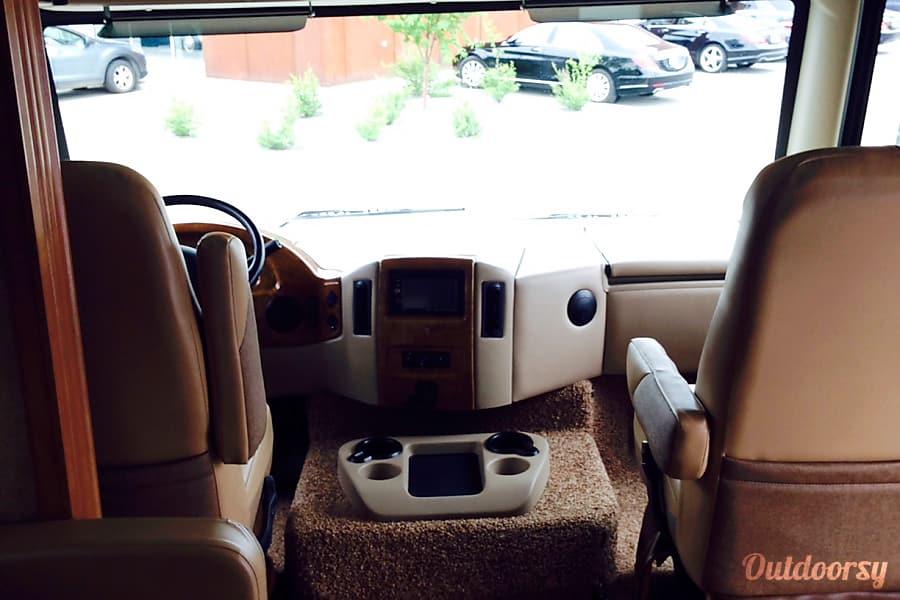 interior 2016 Thor Motor Coach A.C.E Anchorage, AK