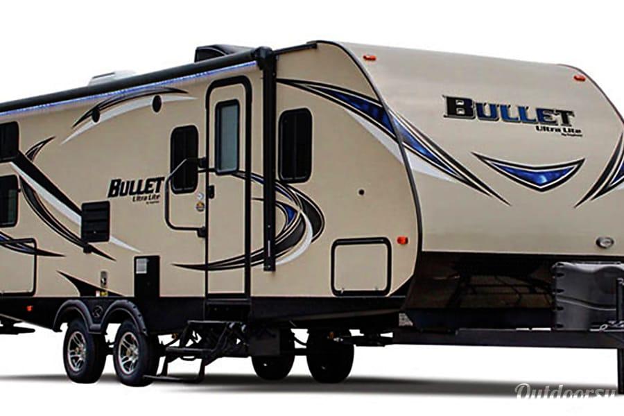 car rental placerville ca  2017 Keystone Bullet Trailer Rental in Placerville, CA | Outdoorsy