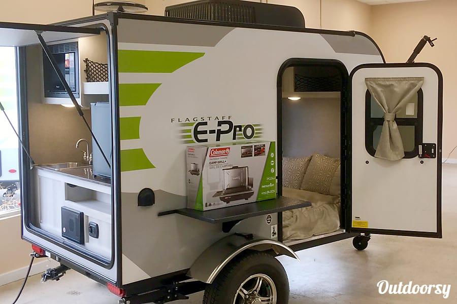 exterior 2018 Flagstaff E-Pro Livermore, CA