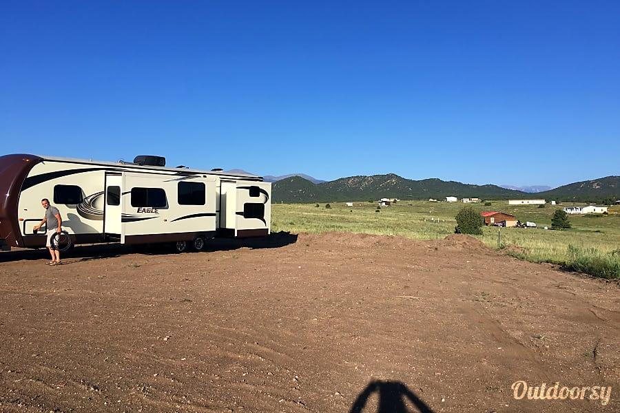 exterior 2014 Jayco Eagle Colorado Springs, CO