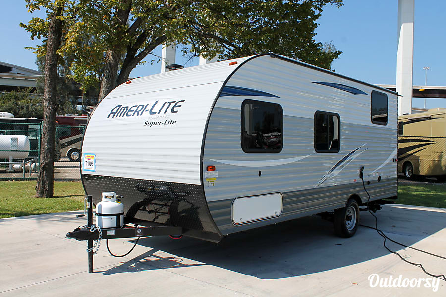 2018 Gulfstream Small Vehicle Towable, Better Than A Pop Up! Ypsilanti, MI
