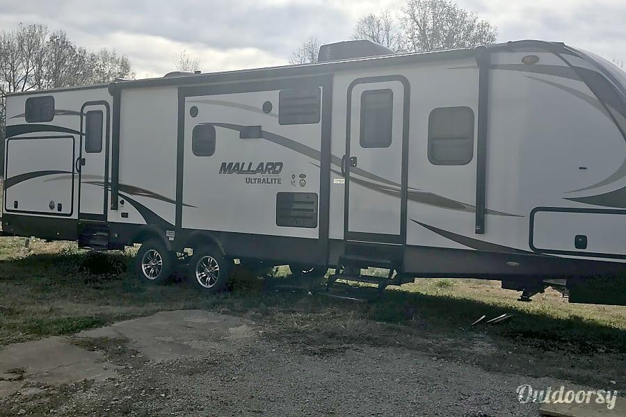 exterior 2018 Heartland M-3385 Dyer, TN