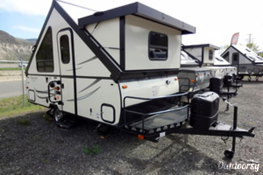 2018 Forest River T12BH Trailer Rental in Golden, CO | Outdoorsy