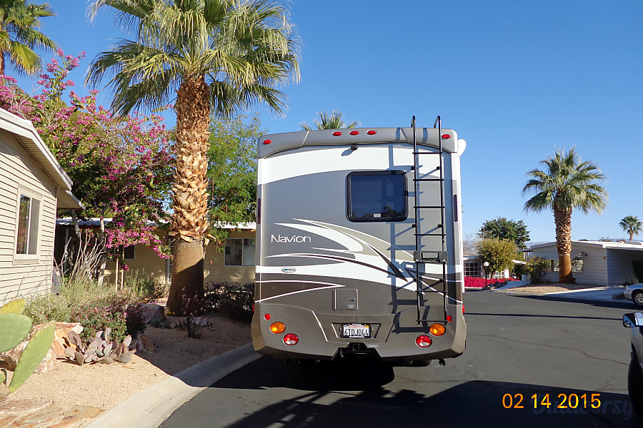 2011 Itasca Navion Palm Desert, CA