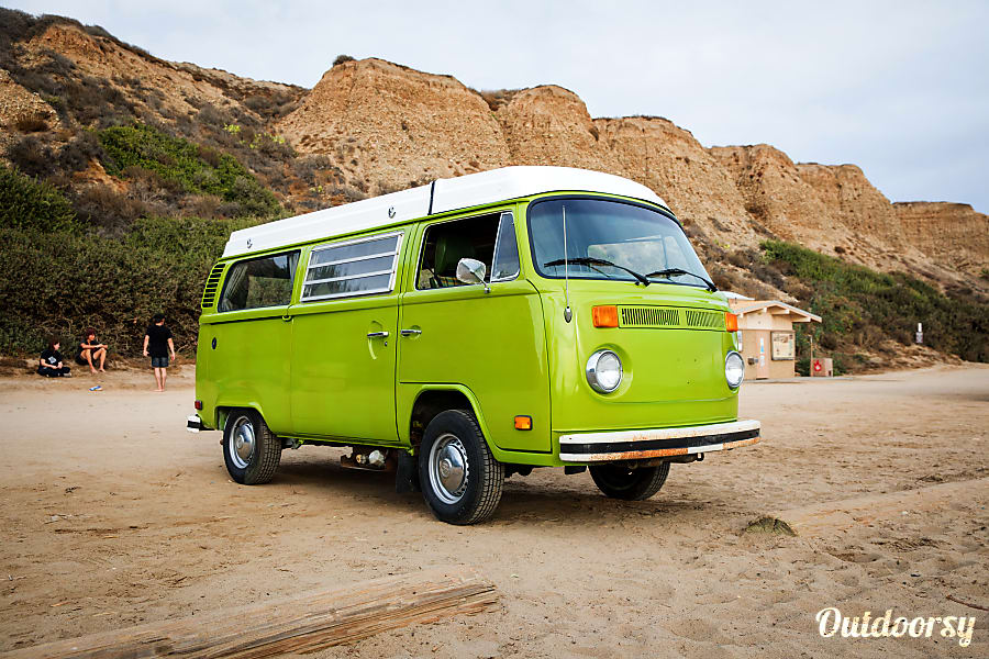 1977 Volkswagen Westfalia- Fiona Santa Barbara, CA