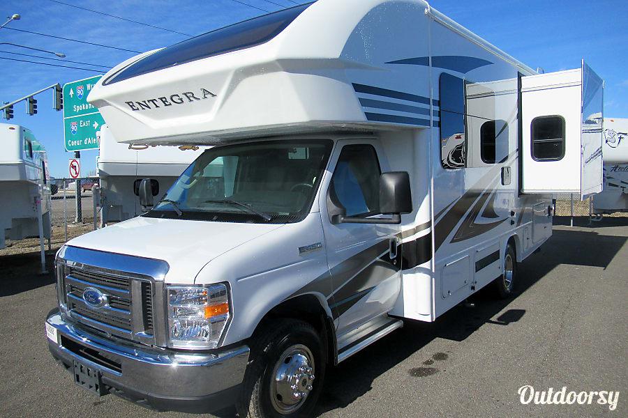 2019 Entegra Coach Odyssey 22J (1) Spokane Valley, WA