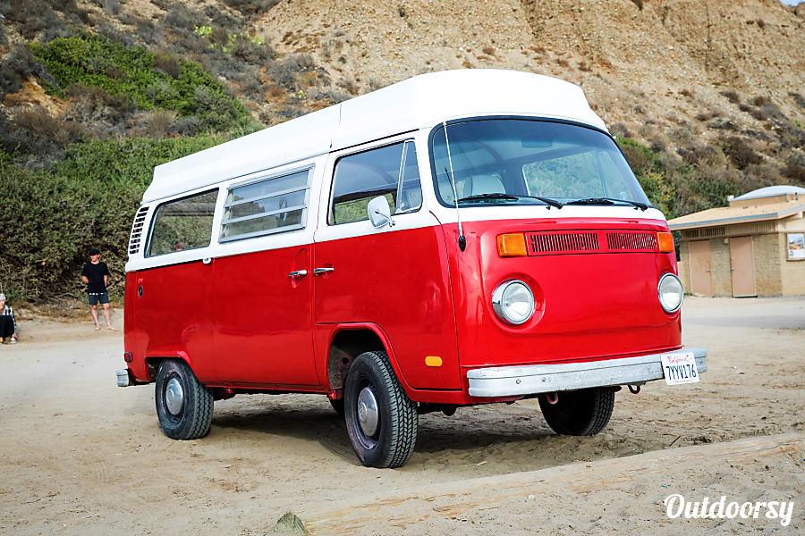 1975 Volkswagen Riviera- Harry Santa Barbara, CA
