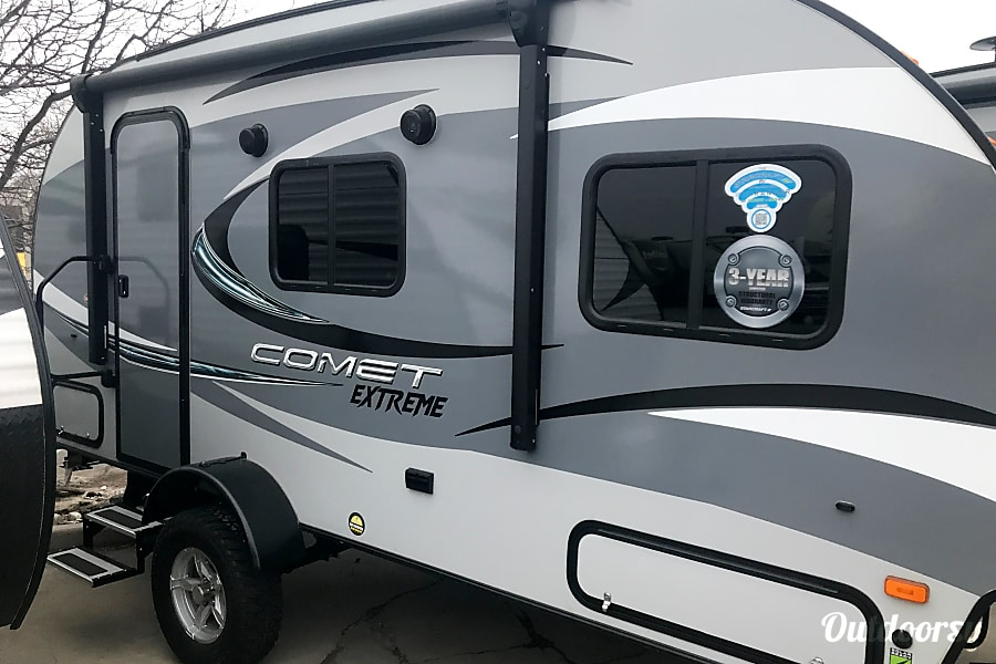 exterior 2018 Starcraft Comet-Mountain EXTREME EDITION Littleton, CO