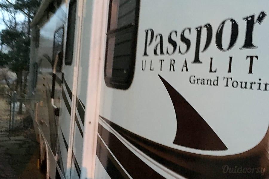 2012 Passprt Ultralight grand touring Bartlesville, OK