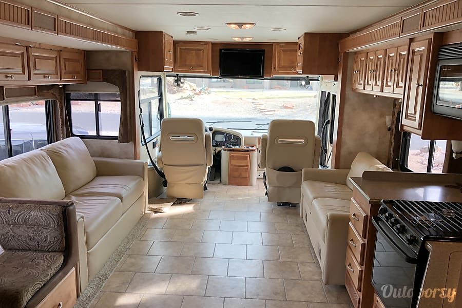 2010 Tiffin Motorhomes Allegro Red St. George, UT