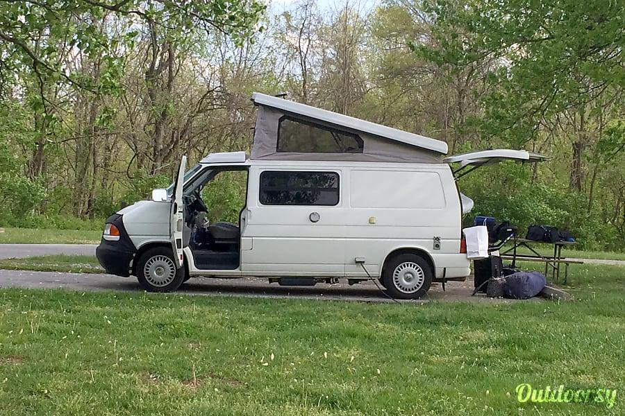 1997 Volkswagen Eurovan Asheville, NC