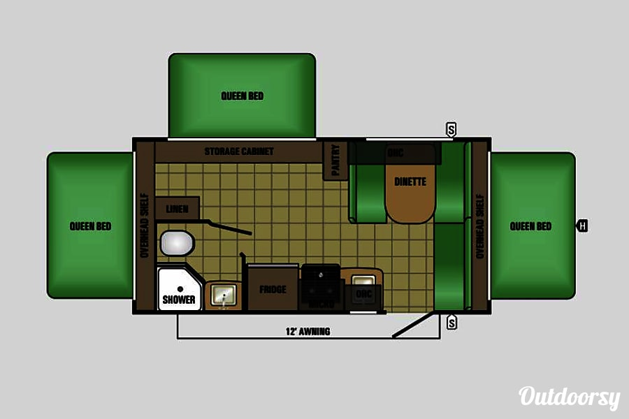 2015 Starcraft Travel Star Duluth, MN