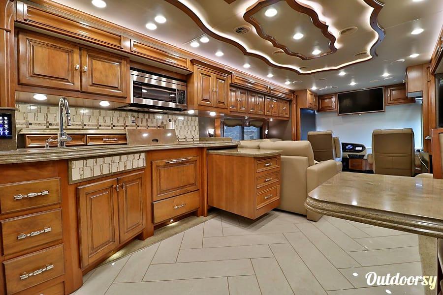 2017 45 Tiffin Allegrobus Sel Tampa Fl
