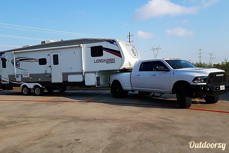 2014 Crossroads Longhorn Alba, TX
