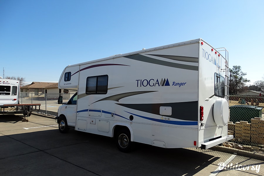 2010 Fleetwood Tioga Ranger Irving, TX