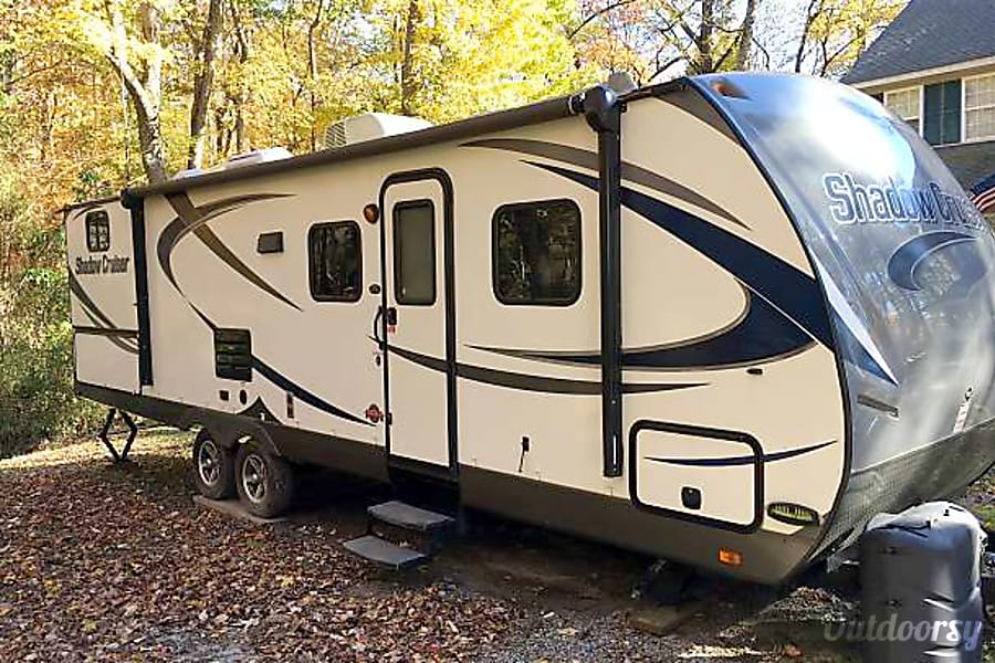 exterior 2016 Cruiser Rv Corp Shadow Cruiser Suffolk, VA