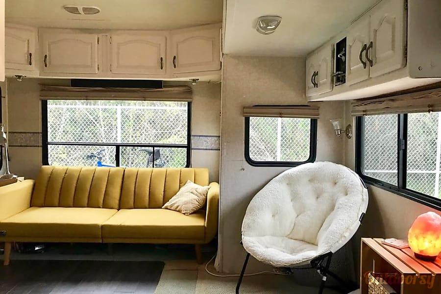 interior 2006 Frontier Aspen 30fkds Peotone, IL