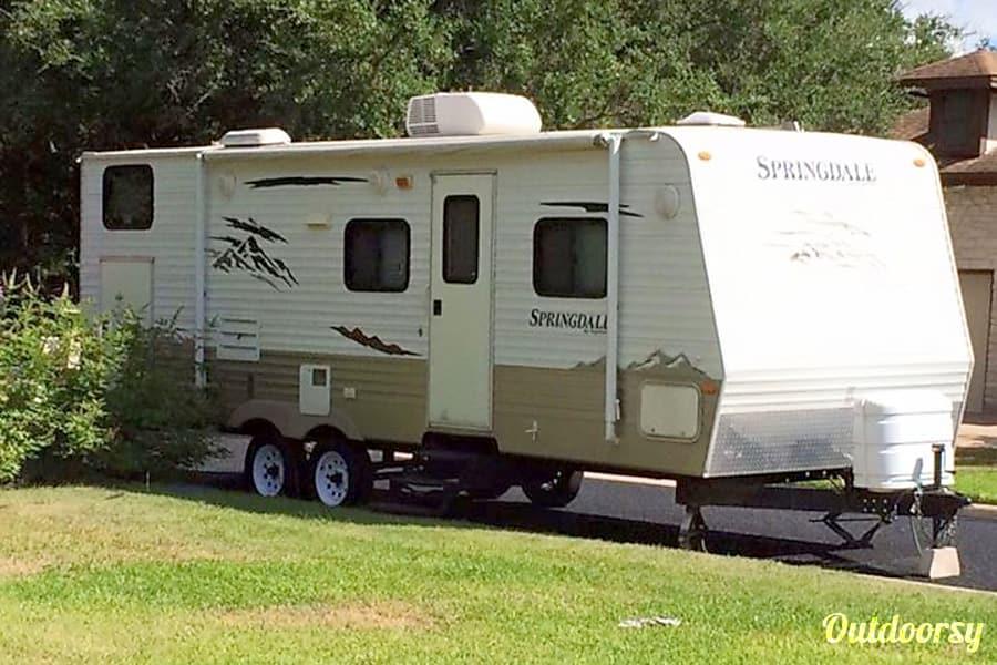 2009 Keystone Springdale Georgetown, TX