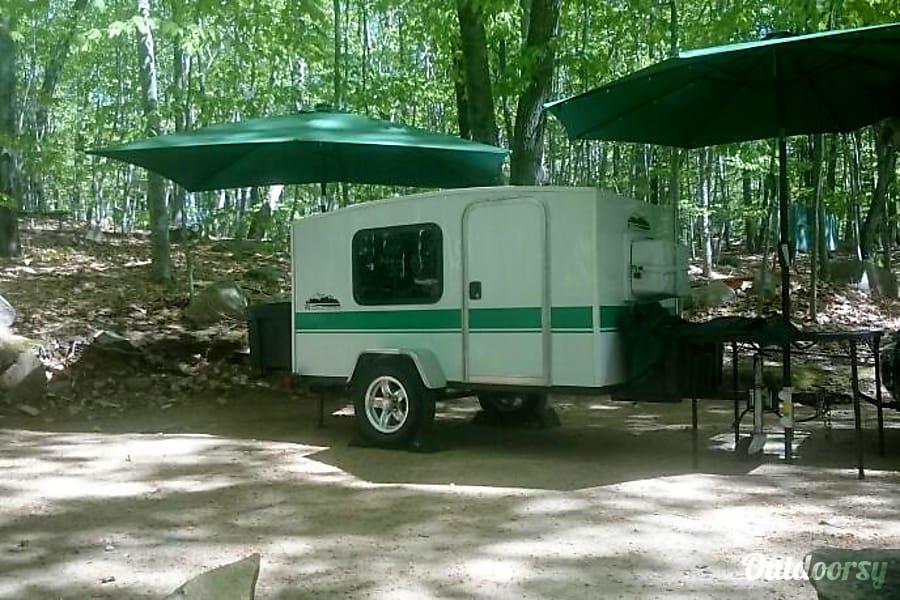 exterior 2015 Runaway Campers ~ CoolCamp Saco, ME