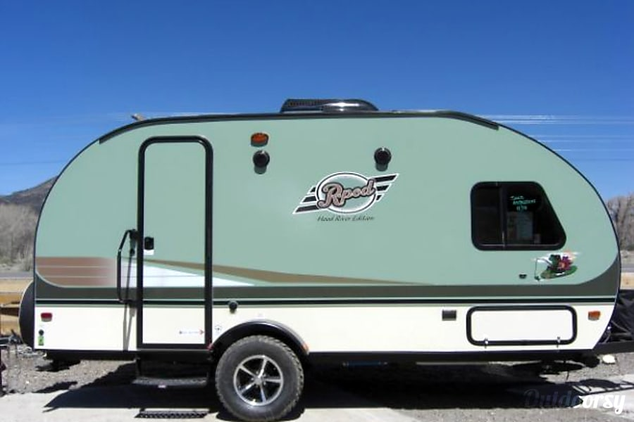 2015 Forest River R-pod 179 Placerville, CA