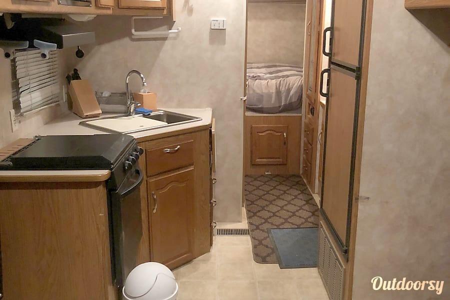 interior 2005 Keystone Tailgator San Jose, CA