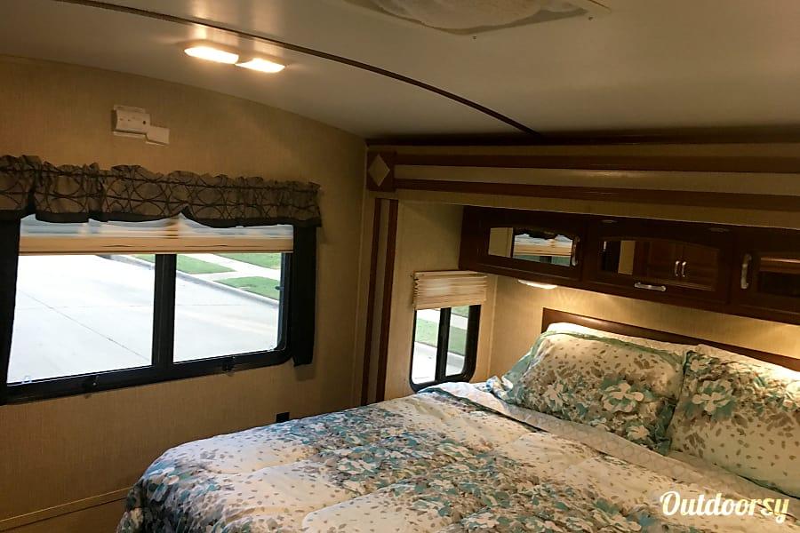 interior 2016 Keystone Outback Anna, TX