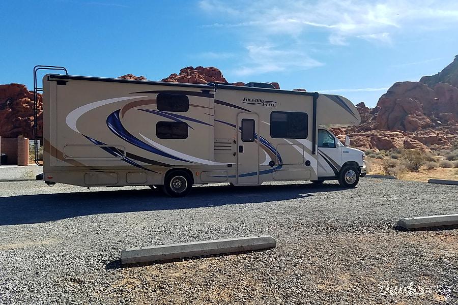 2018 Thor Motor Coach Freedom Elite Las Vegas, NV