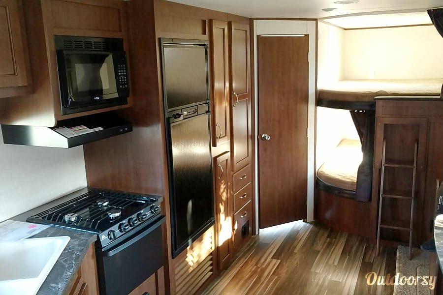 interior Family Fun Wagon 2.0 Sorrento, FL