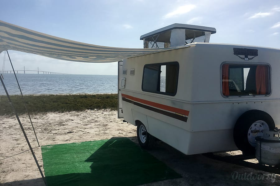 Gypsy 'SOUL' - FREE DELIVERY to Fort DeSoto Campground Gulfport, FL