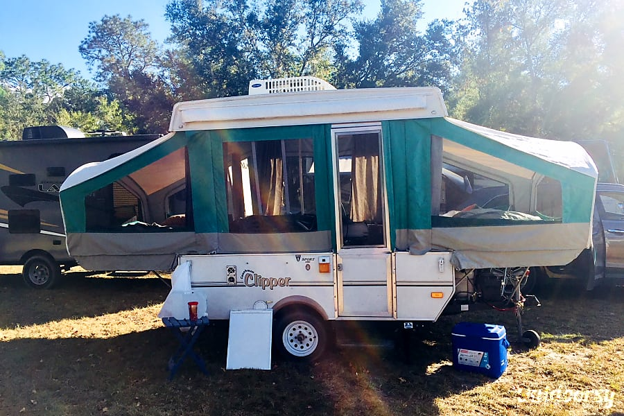 2005 Coachmen Clipper Pop Up Camper Tampa, FL