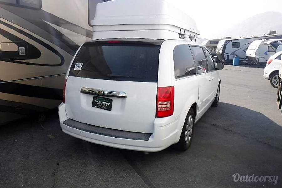 2010 Dodge Grand Caravan Marina Del Ray, CA