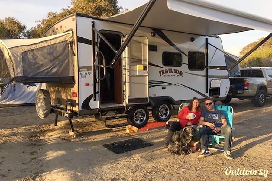 Traveling Brooks Abode Carlsbad, CA