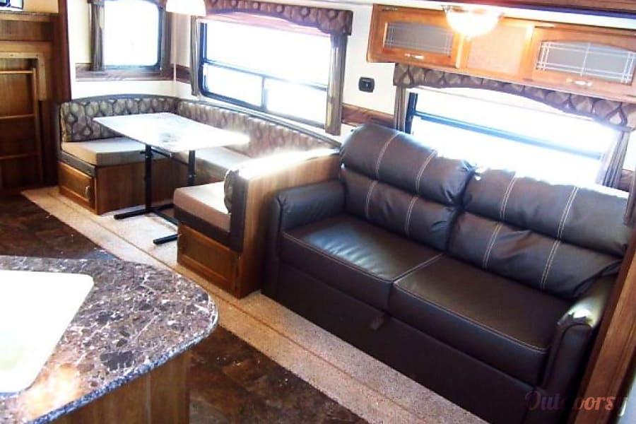 interior 2015 Keystone Springdale Bend, OR