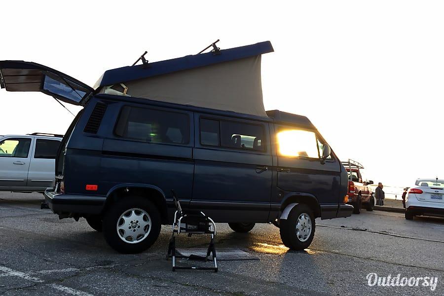 1991 Volkswagen Westfalia Dublin, CA