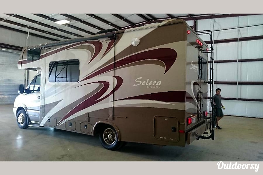 UT 2013 Mercedes-Benz Sprinter Forest River Solera Heber City, UT