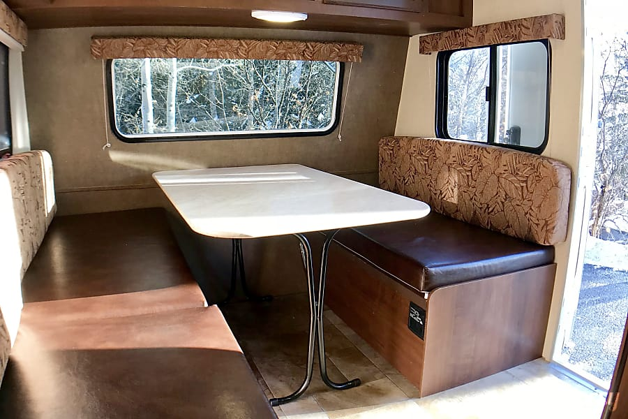 interior 2015 Jayco Baja 184BH Aspen, CO