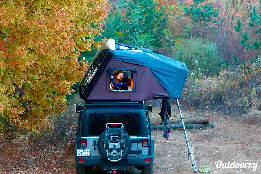 exterior Camper Jeep - 2016 Jeep Wrangler Sahara Salt Lake City, UT