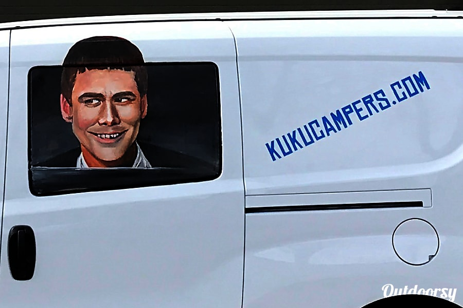 exterior KuKu Campers - Category AB Highlands Ranch, CO