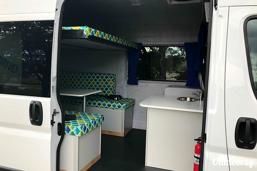 interior KuKu Campers - Category C Highlands Ranch, CO