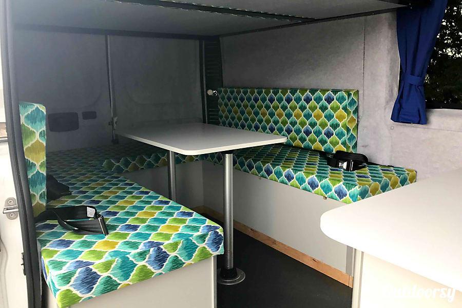 interior KuKu Campers - Category C Littleton, CO