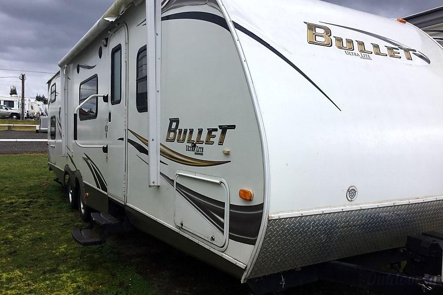 2012 Keystone Bullet Olympia, WA