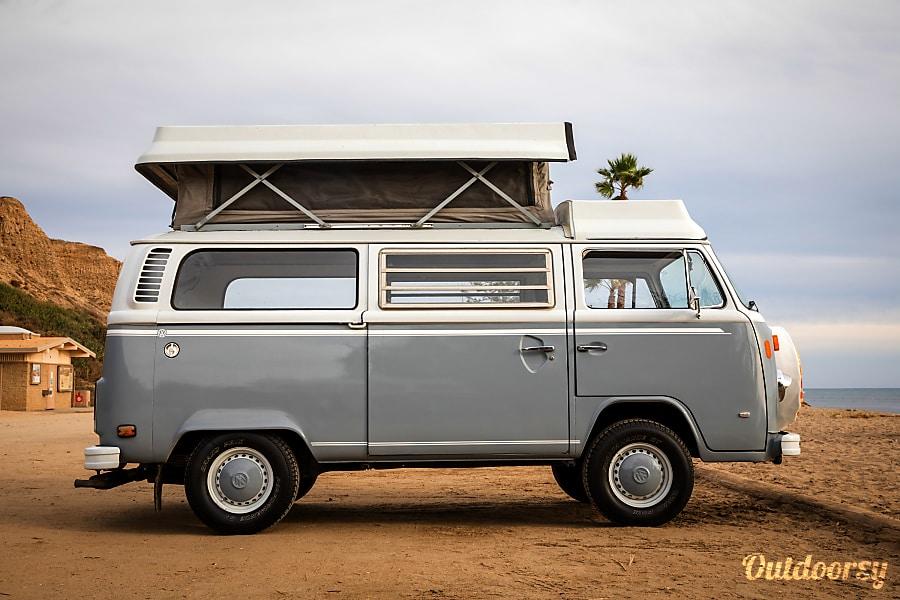 1973 Volkswagen Riviera- Ellen Santa Barbara, CA