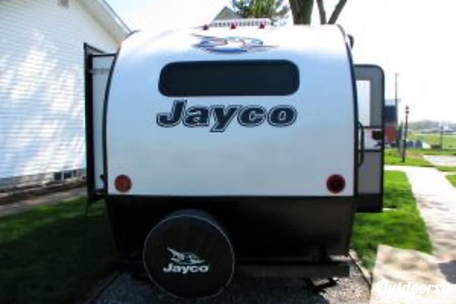 exterior 2017 Jayco Hummingbird Placerville, CA