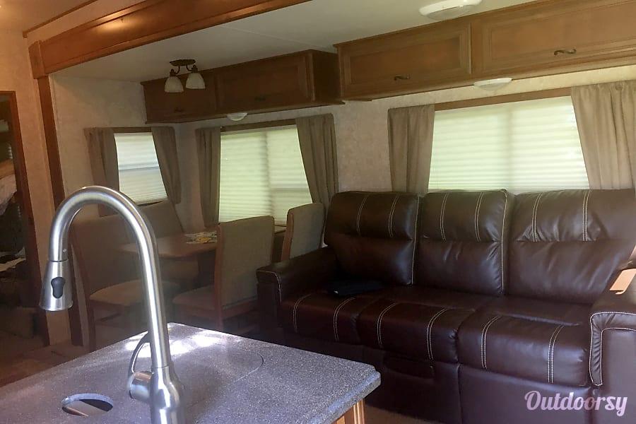 interior 2012 Open Range Roamer North Myrtle Beach, SC